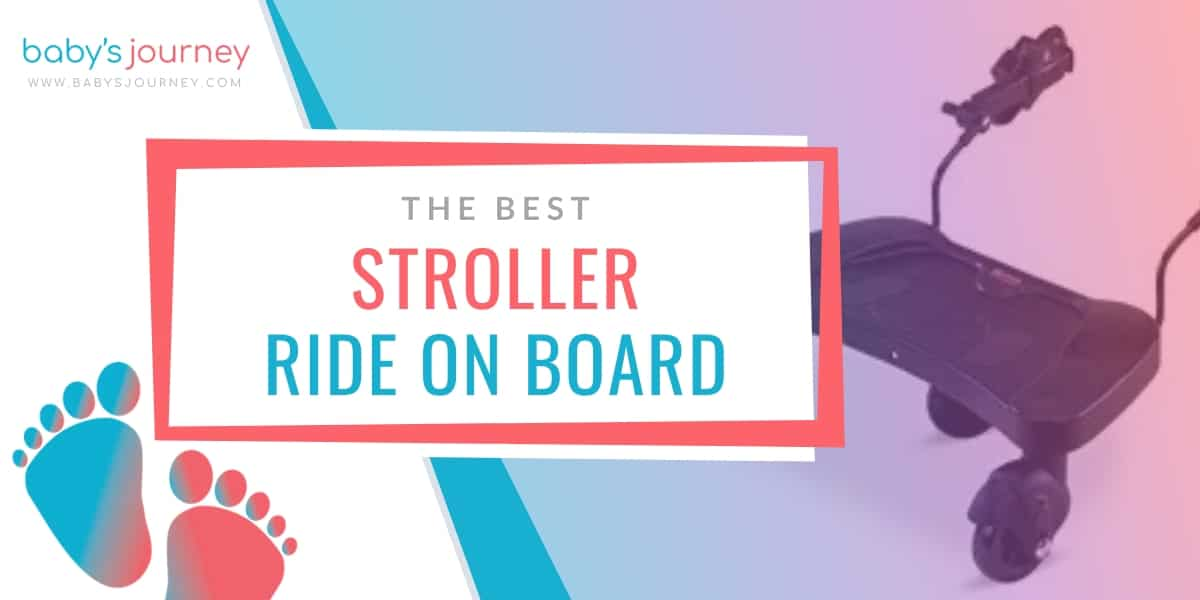 Best Stroller Ride On Board