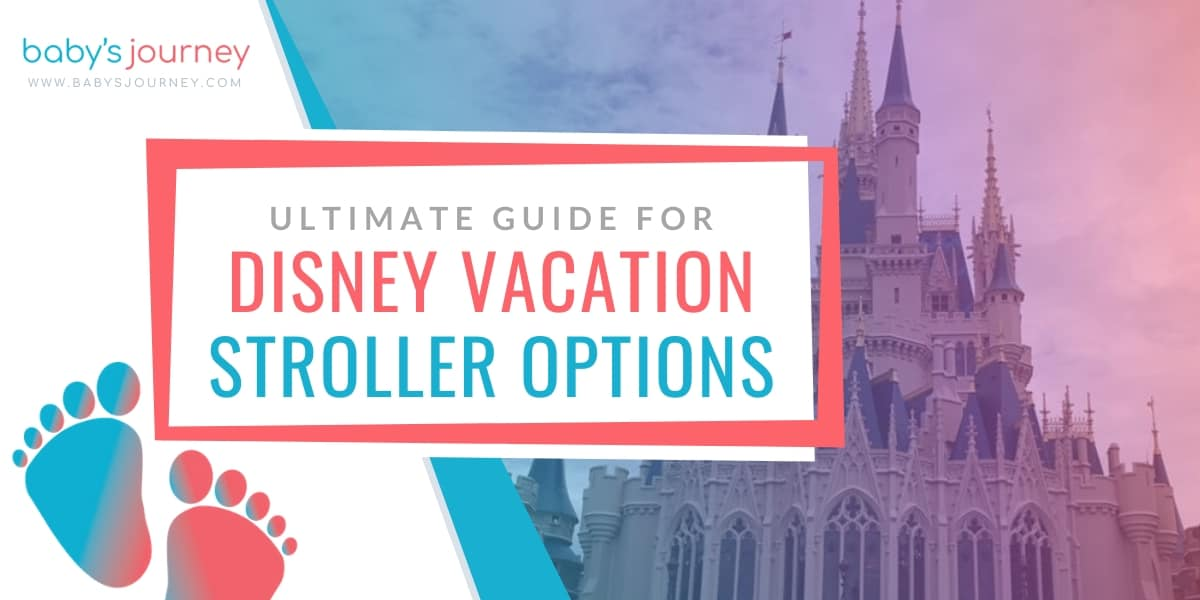 Disney Stroller Options