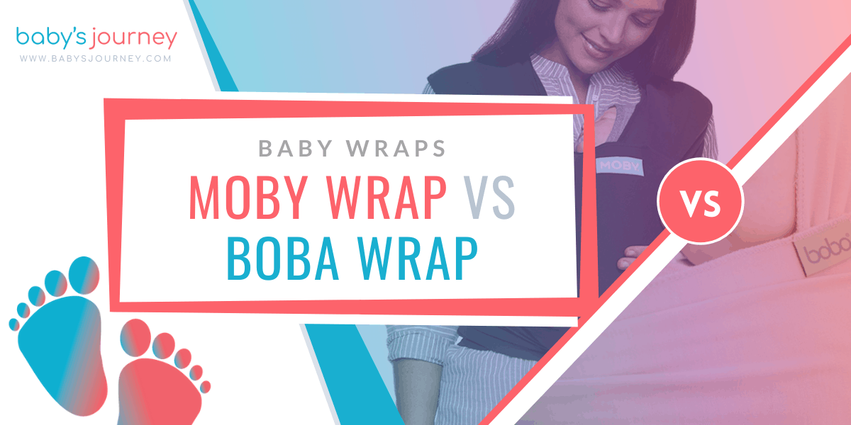 Moby vs Boba Wrap