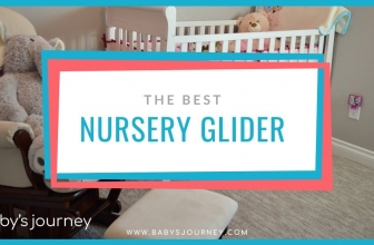 Best Nursery Glider to Rock Baby to Sleep